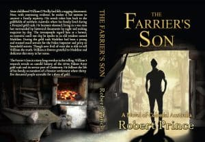 Farriers Son Book Cover