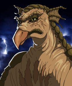 Joel Trueheart Dragonborn Paladin