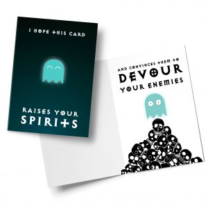 Raise-Your-Spirits Mock-Up cards
